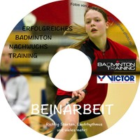 DVD Badminton Beinarbeit